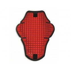 PROTECTION DORSALE WARRIOR 2 (ROUGE)