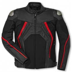 Blouson en cuir Fighter C1